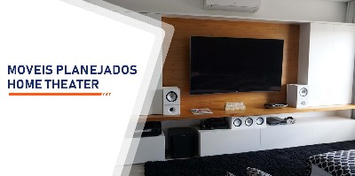 Moveis Planejados Home Theater