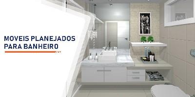 Moveis Planejados para Banheiro