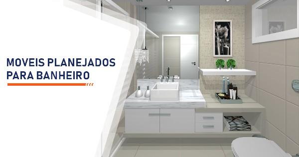 Moveis Planejados para Banheiro Votorantim